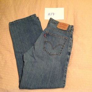 Levi's 559 Size 32x30 In GUC